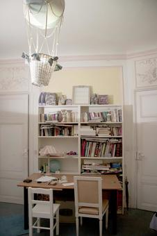 White wall room