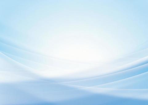 Wave of blue light