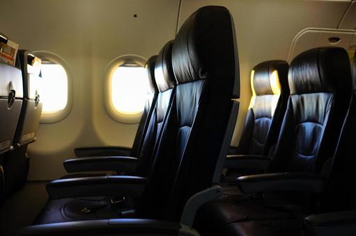 한산 항공기 좌석