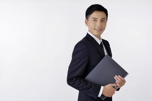 Japanese salaried worker 96
