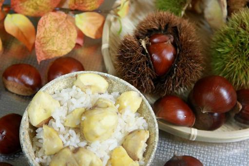Chestnut rice chestnut