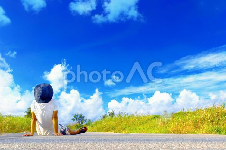 自由の写真