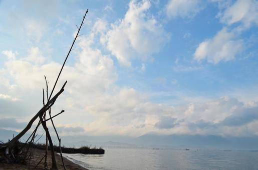 琵琶湖畔4