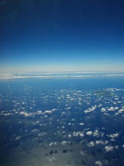 하늘 위로