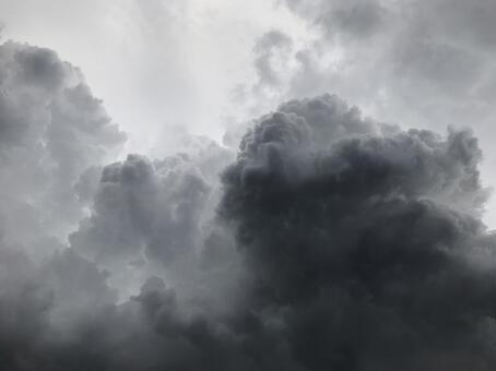 불길한 구름