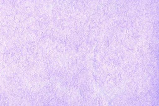 Purple Japanese paper | Natural Japanese paper material | Four seasons material