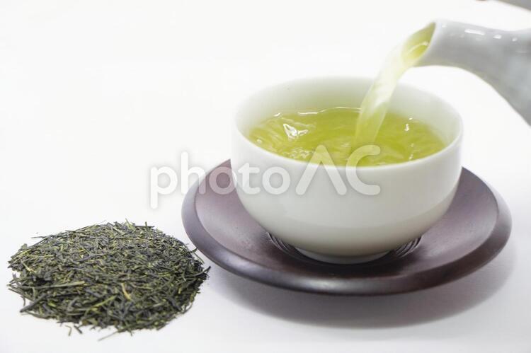 狭山茶の写真
