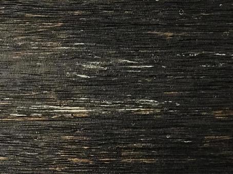 Black background wood grain stylish