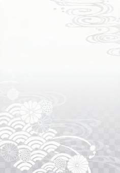 Background (and handle 1 縦 · silver)