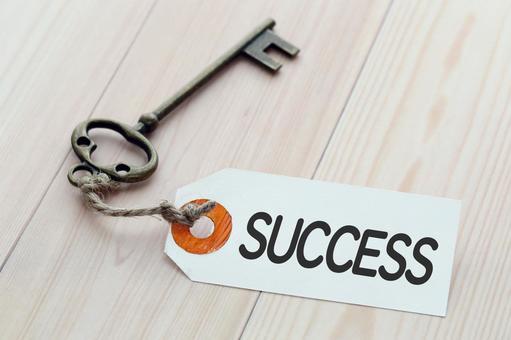 Key to Success SUCCESS Key Key Image Material