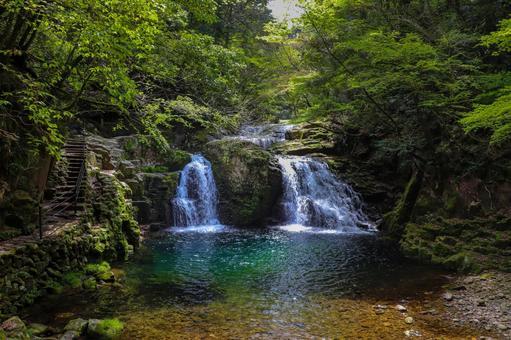 Akame 48 Waterfalls / Katan Falls