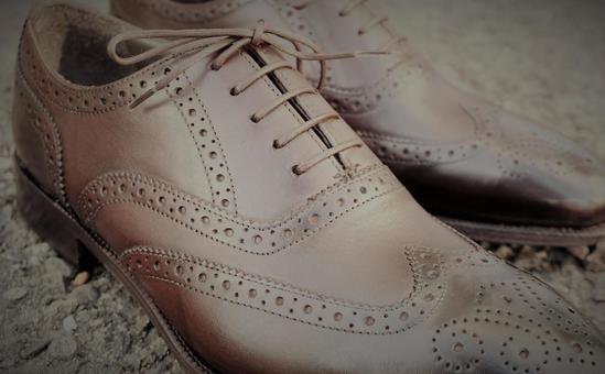 Leather shoes 5