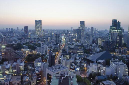 도쿄의 거리 풍경 17
