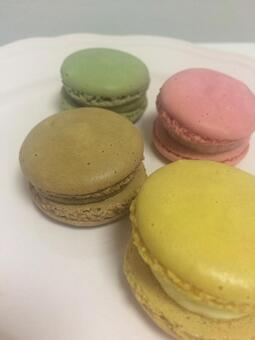 Macaron candy Colorful