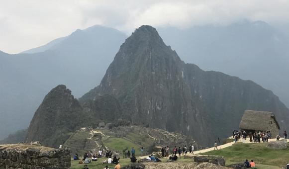 絶景マチュピチュ!ペルー。