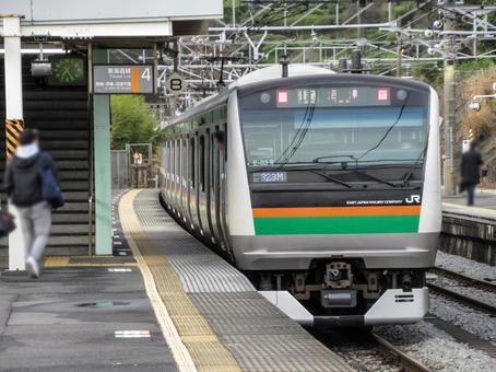 토카이 도선 보통 열차