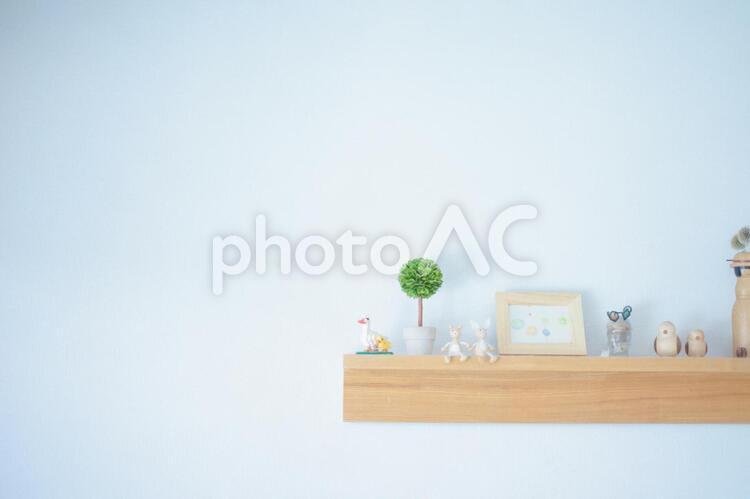壁のオブジェ2の写真
