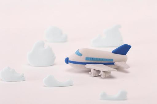 克莱艺术飞行的飞机5