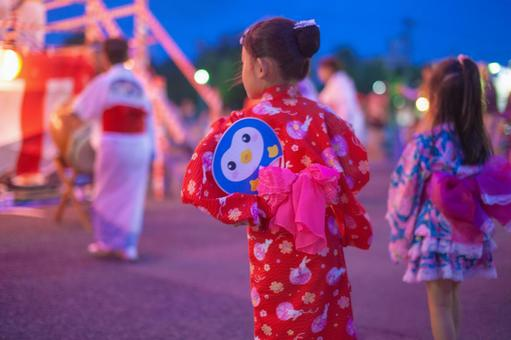 Summer festival Bon Odori 2