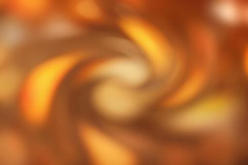 Flowing blur