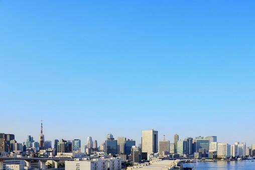 Cityscape Tokyo