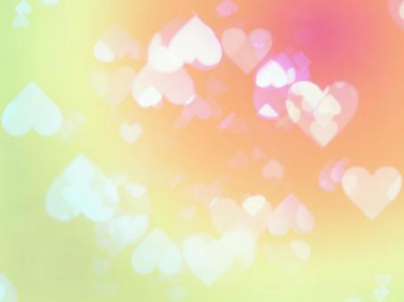 Background material · design · pale heart