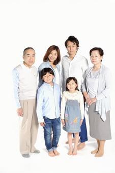 Three generations family 1