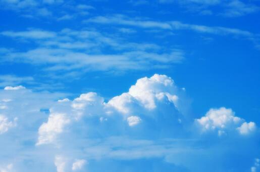 Summer cloud
