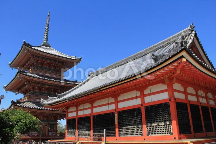 清水寺 1の写真