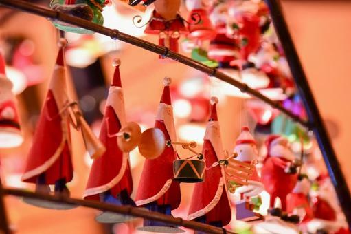 Santa's march