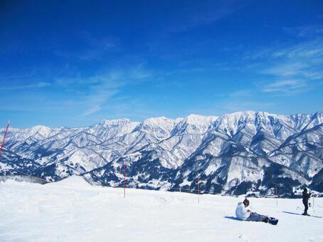 Ski resort 0707