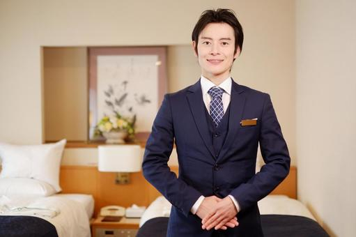 Hotel Man 22