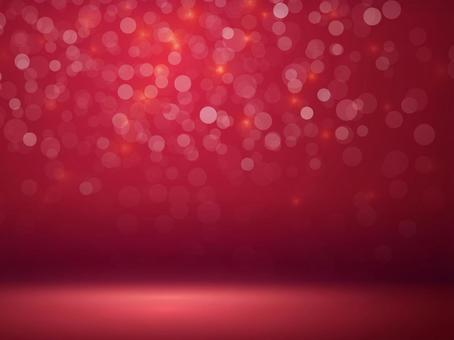 Glittering light flare background image material 2