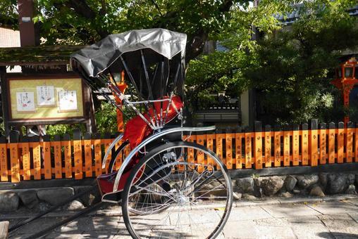 Kyoto rickshaw 2