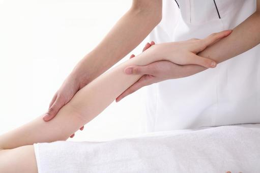 Body massage (hands and arms) 3