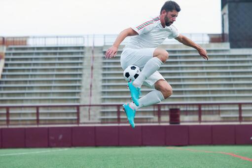 Soccer Jump 1