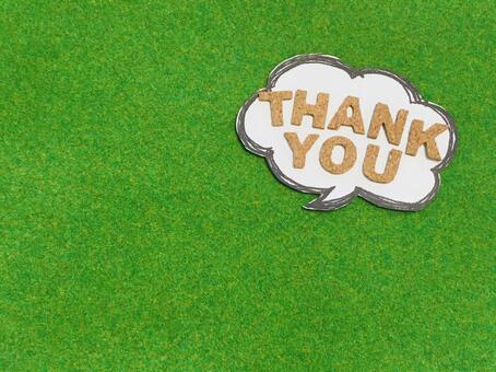 thank you / thank you