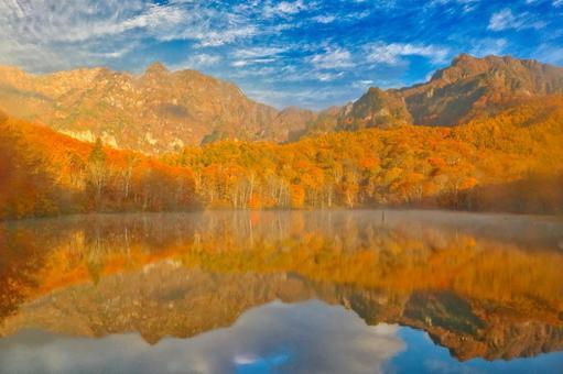 Autumn on the Togakushi plateau