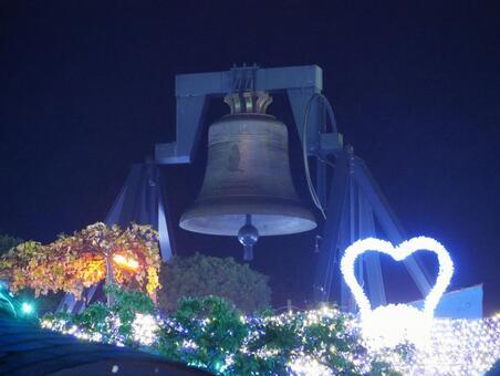 A huge bell
