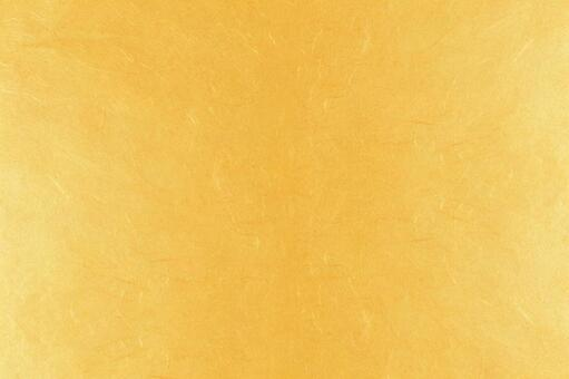 Orange Japanese paper texture background material