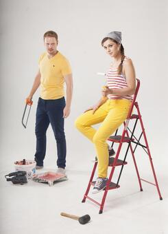 DIY couple 4