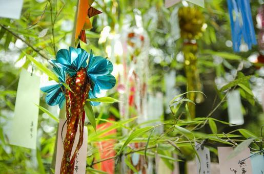 Bamboo decorations 02