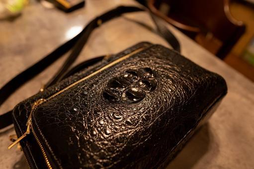 [Fashion] Crocodile leather / crocodile bag [Miscellaneous goods]