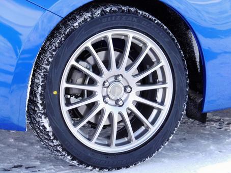 无胎轮胎1