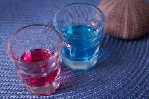 喝1两个色