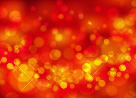 紅色激情輝光抽象背景素材質感