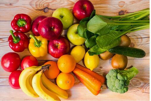 Vegetables natural