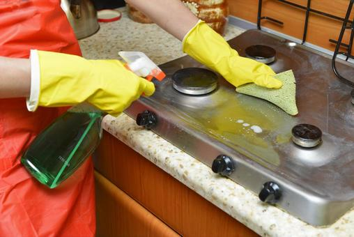 Cleaning bathroom supplies 39