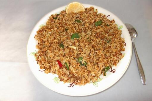 Curry Pilaf # 1