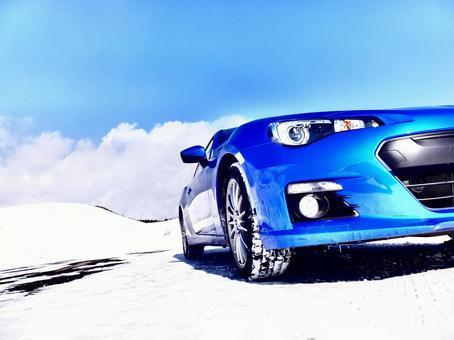 雪山开车2